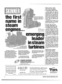 Maritime Reporter Magazine, page 2,  May 15, 1981 Virginia