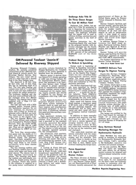 Maritime Reporter Magazine, page 3rd Cover,  May 15, 1981