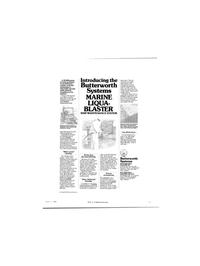 Maritime Reporter Magazine, page 11,  Jun 1981