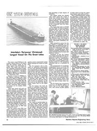 Maritime Reporter Magazine, page 10,  Jun 15, 1981