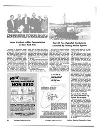 Maritime Reporter Magazine, page 18,  Jun 15, 1981