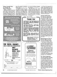 Maritime Reporter Magazine, page 26,  Jun 15, 1981