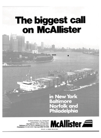 Maritime Reporter Magazine, page 1,  Jun 15, 1981