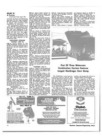Maritime Reporter Magazine, page 38,  Jun 15, 1981