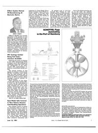 Maritime Reporter Magazine, page 3,  Jun 15, 1981