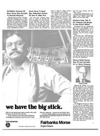 Maritime Reporter Magazine, page 7,  Jun 15, 1981