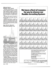 Maritime Reporter Magazine, page 9,  Jul 1981 Warren Pumps