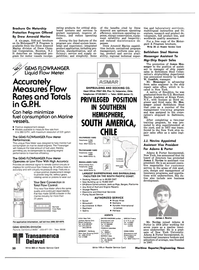 Maritime Reporter Magazine, page 18,  Jul 1981 Connecticut