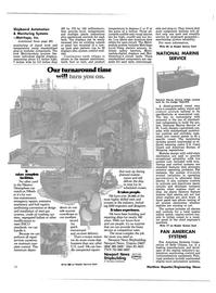 Maritime Reporter Magazine, page 28,  Jul 1981