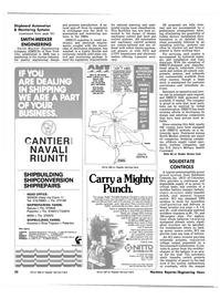 Maritime Reporter Magazine, page 30,  Jul 1981 Ohio