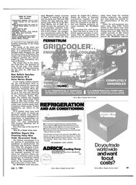 Maritime Reporter Magazine, page 37,  Jul 1981 Suppliers Transamerica Delaval