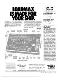 Maritime Reporter Magazine, page 2,  Jul 1981 Malcolm Baldrige