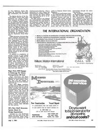 Maritime Reporter Magazine, page 41,  Jul 1981 E.N. Rigos