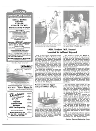 Maritime Reporter Magazine, page 3rd Cover,  Jul 1981 Gulf of Mexico