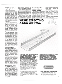 Maritime Reporter Magazine, page 5,  Jul 1981 Gulf of Mexico