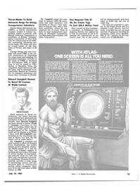 Maritime Reporter Magazine, page 13,  Jul 15, 1981
