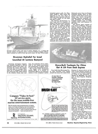 Maritime Reporter Magazine, page 18,  Jul 15, 1981 New Jersey