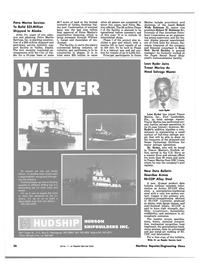 Maritime Reporter Magazine, page 24,  Jul 15, 1981 Robert Wade Robinson II