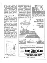 Maritime Reporter Magazine, page 27,  Jul 15, 1981
