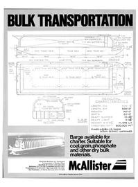 Maritime Reporter Magazine, page 1,  Jul 15, 1981