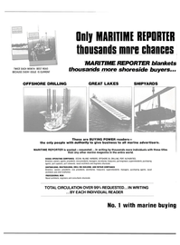 Maritime Reporter Magazine, page 30,  Jul 15, 1981 DRILL RIG BUILDING