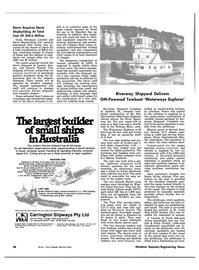 Maritime Reporter Magazine, page 36,  Jul 15, 1981 Minnesota