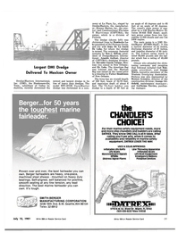 Maritime Reporter Magazine, page 37,  Jul 15, 1981