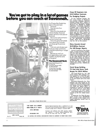 Maritime Reporter Magazine, page 2,  Jul 15, 1981 Connecticut