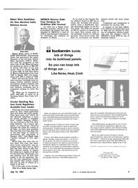 Maritime Reporter Magazine, page 5,  Jul 15, 1981 Suez Canal