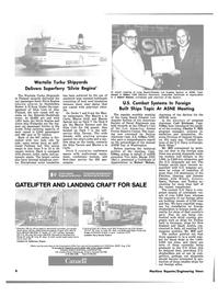 Maritime Reporter Magazine, page 6,  Jul 15, 1981 Silja Line