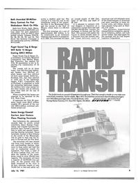 Maritime Reporter Magazine, page 7,  Jul 15, 1981 Washington