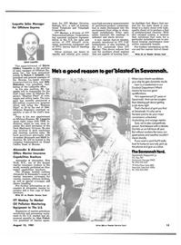 Maritime Reporter Magazine, page 9,  Aug 15, 1981 Gulf coast