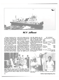 Maritime Reporter Magazine, page 10,  Aug 15, 1981 Jeanne Brendle
