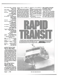 Maritime Reporter Magazine, page 11,  Aug 15, 1981 Air horn Kahlenberg