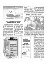 Maritime Reporter Magazine, page 12,  Aug 15, 1981