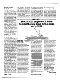 Maritime Reporter Magazine, page 19,  Aug 15, 1981