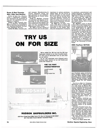 Maritime Reporter Magazine, page 20,  Aug 15, 1981 California