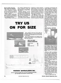 Maritime Reporter Magazine, page 20,  Aug 15, 1981 California