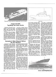Maritime Reporter Magazine, page 30,  Aug 15, 1981