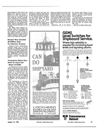 Maritime Reporter Magazine, page 35,  Aug 15, 1981 California
