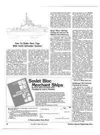 Maritime Reporter Magazine, page 36,  Aug 15, 1981 Klaus Bock Translated