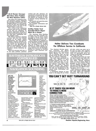 Maritime Reporter Magazine, page 2,  Aug 15, 1981 New Hampshire