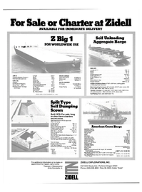 Maritime Reporter Magazine, page 43,  Aug 15, 1981 C -6x36 I.PS