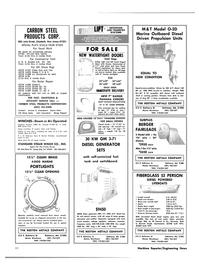 Maritime Reporter Magazine, page 46,  Aug 15, 1981 Jerome A. Greenbaum Elaine Klein