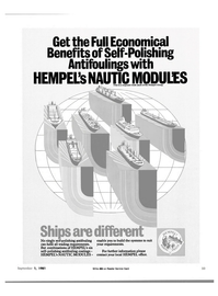 Maritime Reporter Magazine, page 21,  Sep 1981 Hempel Group