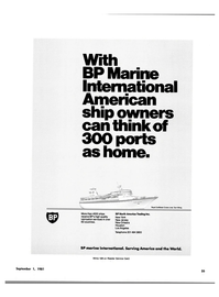 Maritime Reporter Magazine, page 33,  Sep 1981 America