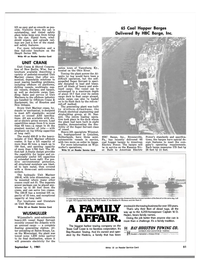 Maritime Reporter Magazine, page 49,  Sep 1981 Mississippi