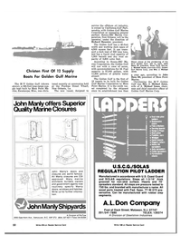 Maritime Reporter Magazine, page 50,  Sep 1981 Mississippi