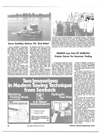 Maritime Reporter Magazine, page 8,  Sep 15, 1981