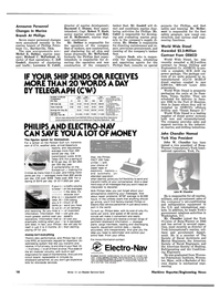 Maritime Reporter Magazine, page 16,  Sep 15, 1981